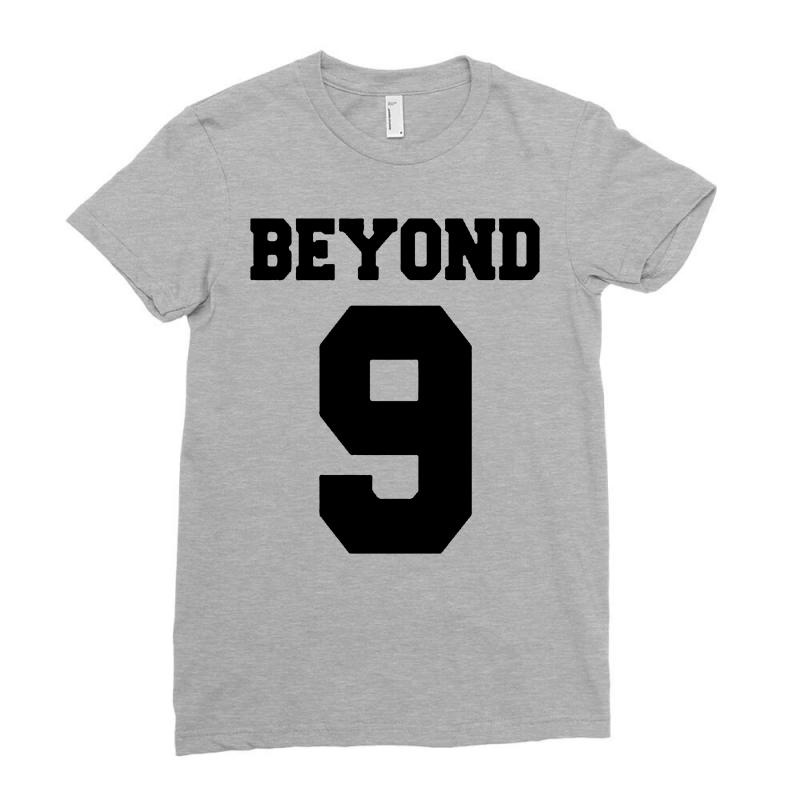 Beyond 9 Girls' Generation   Black Ladies Fitted T-shirt | Artistshot