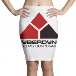 skynet Pencil Skirts | Artistshot