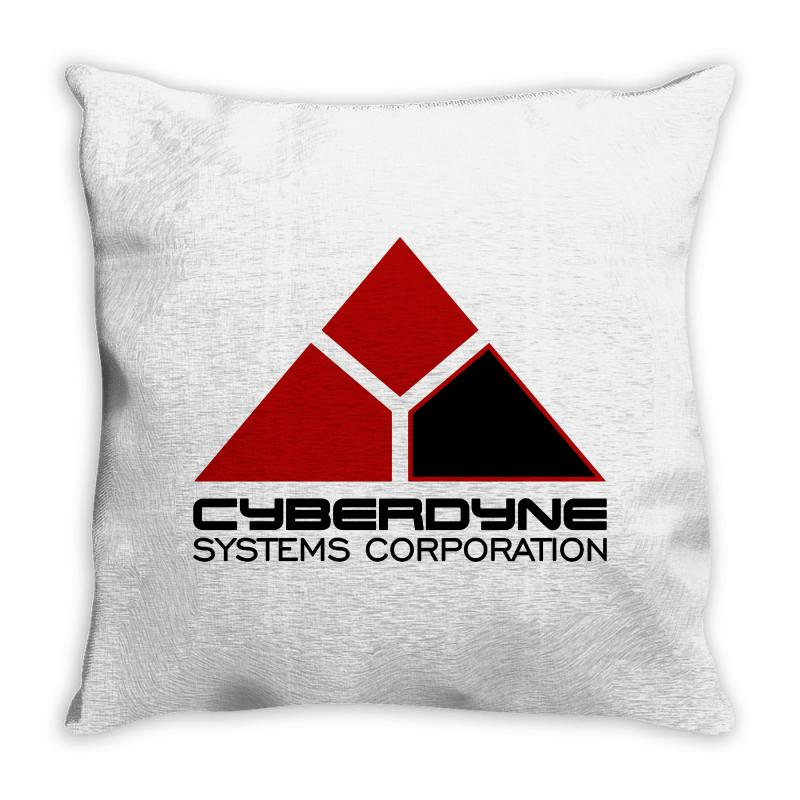 Skynet Throw Pillow | Artistshot