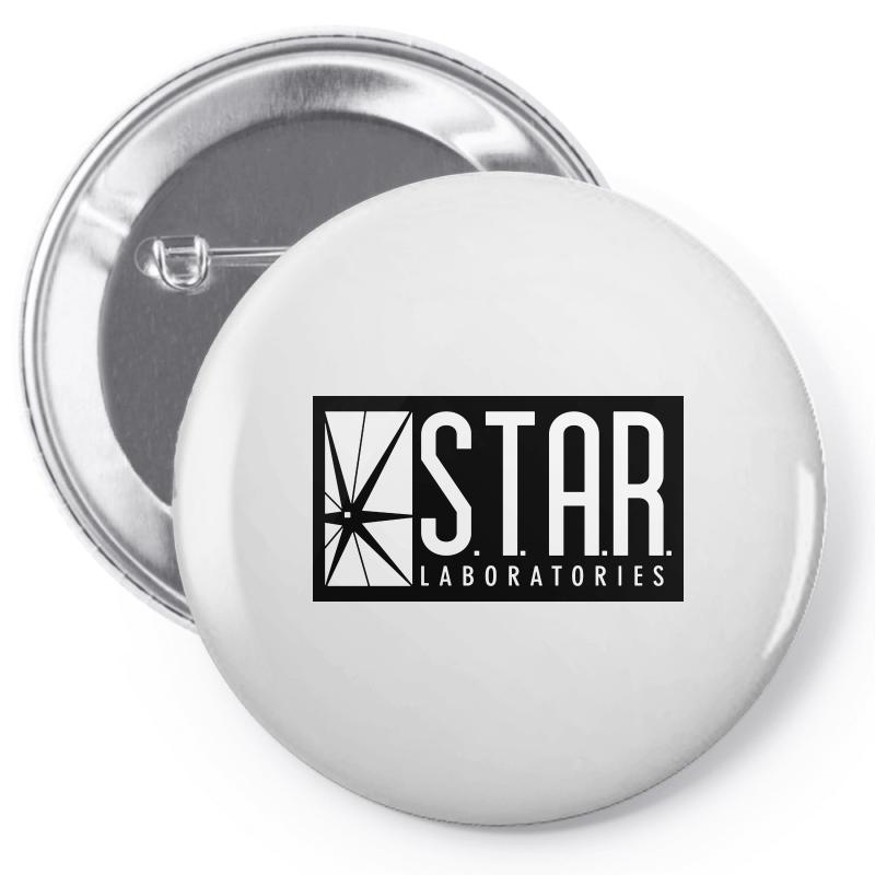 Star Laboratories Pin-back Button | Artistshot