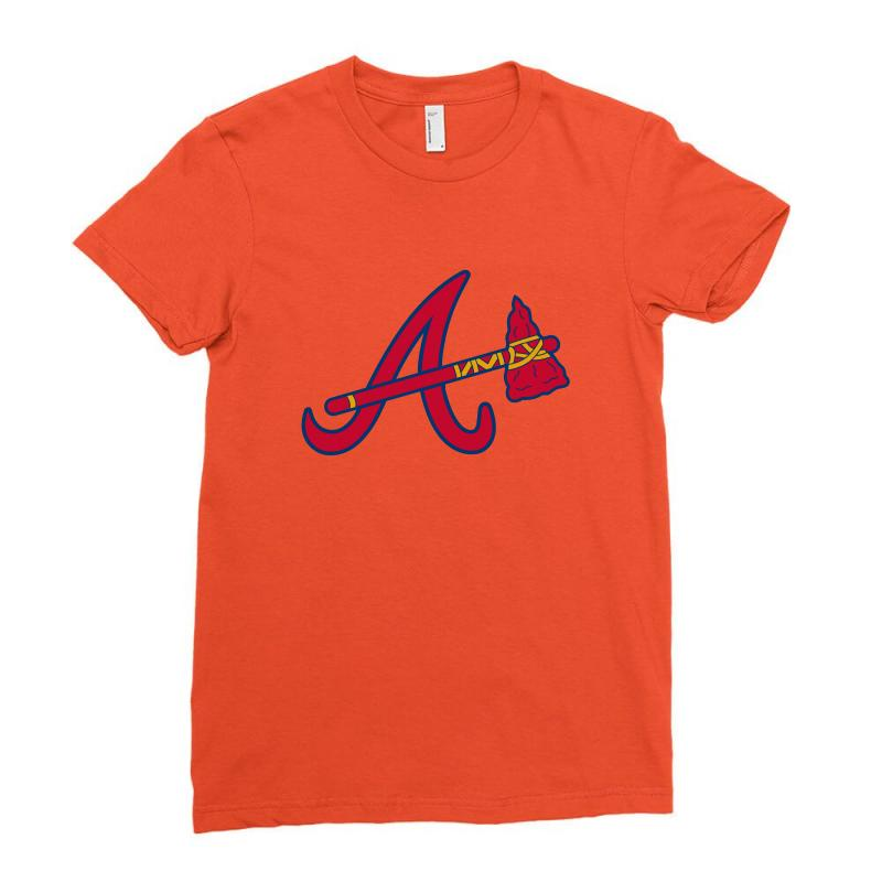 Cleveland Indians Chief Wahoo Ladies Fitted T-shirt | Artistshot
