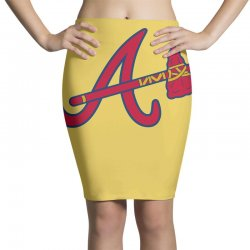 cleveland indians chief wahoo Pencil Skirts | Artistshot