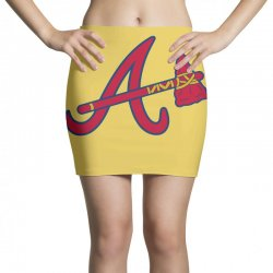 cleveland indians chief wahoo Mini Skirts | Artistshot