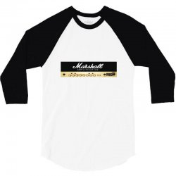 marshall amplification 3/4 Sleeve Shirt | Artistshot