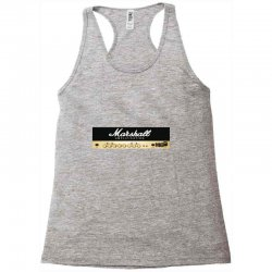 marshall amplification Racerback Tank | Artistshot