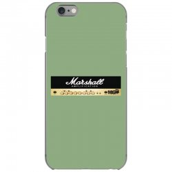 marshall amplification iPhone 6/6s Case | Artistshot