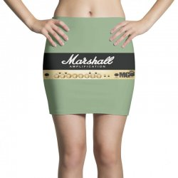 marshall amplification Mini Skirts | Artistshot