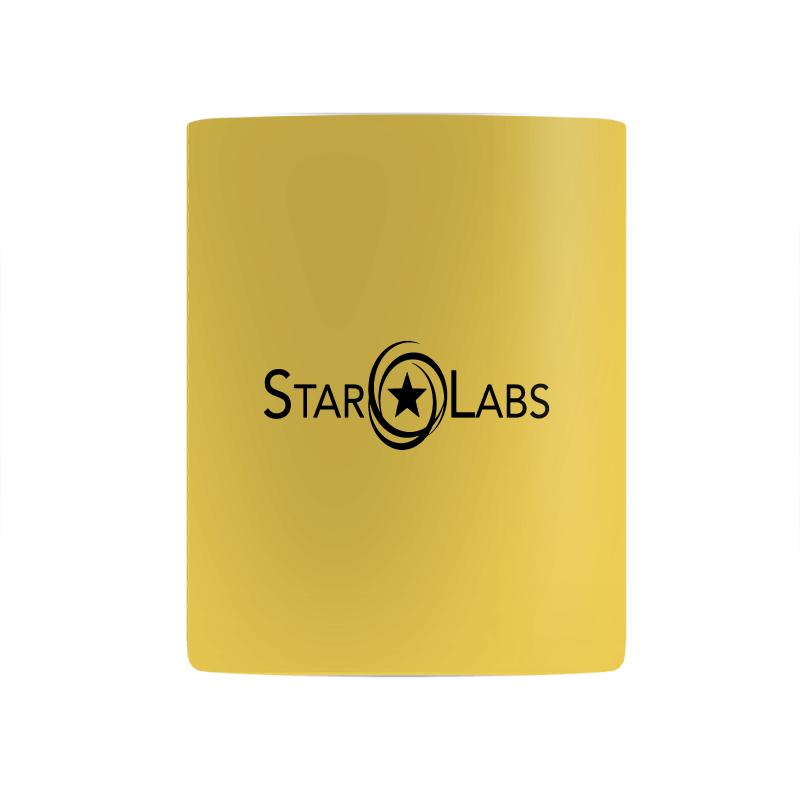 5dc2b7353fd Star Laboratories Mug. By Artistshot
