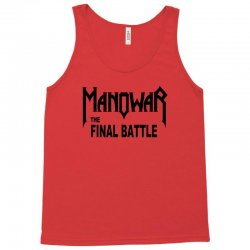 the final battle tour 2019 manowar Tank Top | Artistshot