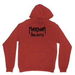 the final battle tour 2019 manowar Unisex Hoodie | Artistshot
