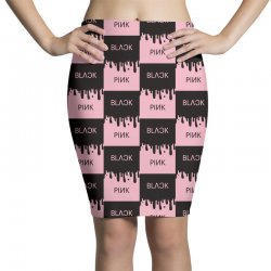 black and pink  blackpink Pencil Skirts | Artistshot