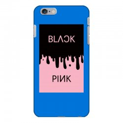black and pink  blackpink iPhone 6 Plus/6s Plus Case | Artistshot