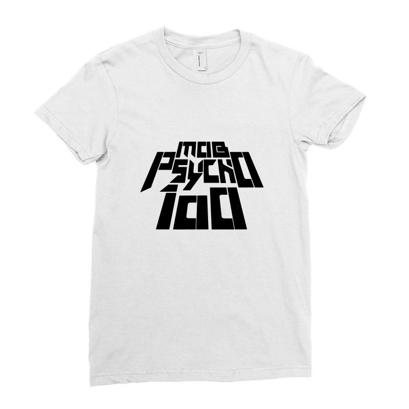 Mob Psycho 100 Ladies Fitted T-shirt | Artistshot
