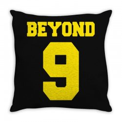 beyond 9 girls' generation Throw Pillow | Artistshot
