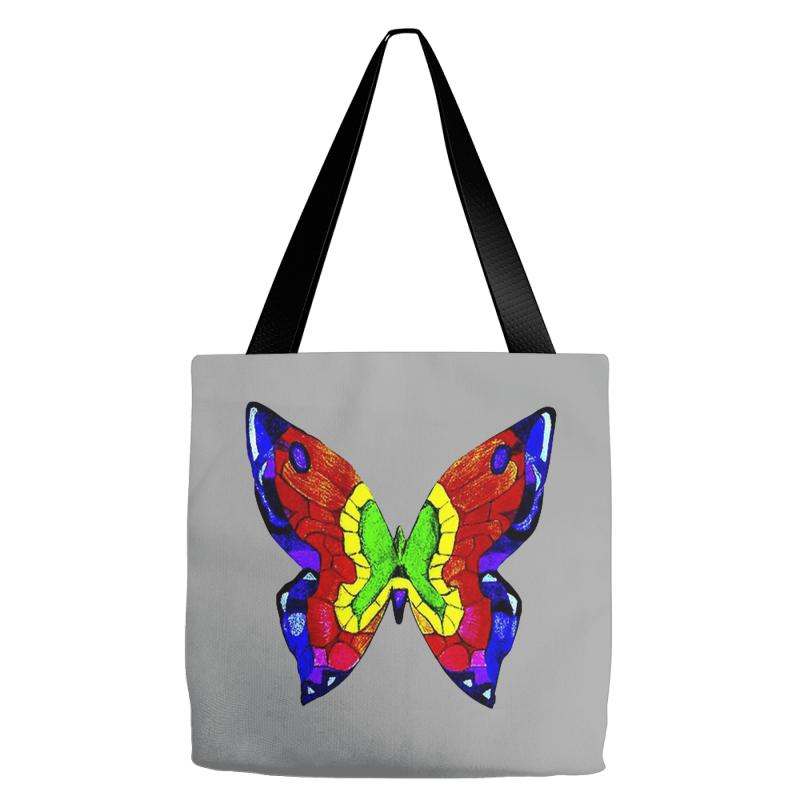 Nick Mason Butterfly Tote Bags | Artistshot