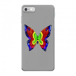 nick mason butterfly iPhone 7 Case | Artistshot