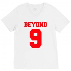 beyond 9 girls' generation V-Neck Tee | Artistshot