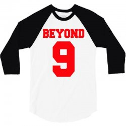 beyond 9 girls' generation 3/4 Sleeve Shirt | Artistshot