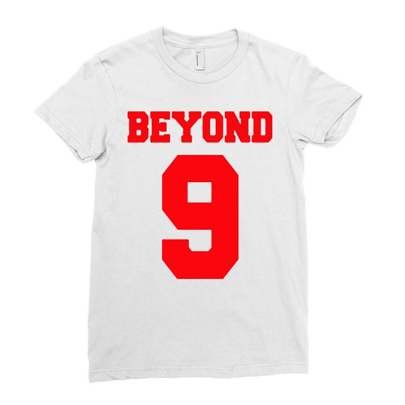 Beyond 9 Girls' Generation Ladies Fitted T-shirt | Artistshot