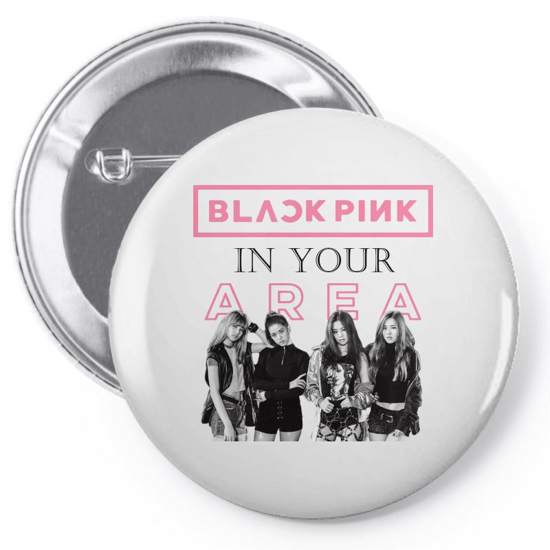 Cute Blackpink In Your Area Pin-back Button | Artistshot