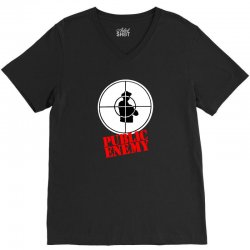 public enemy V-Neck Tee | Artistshot