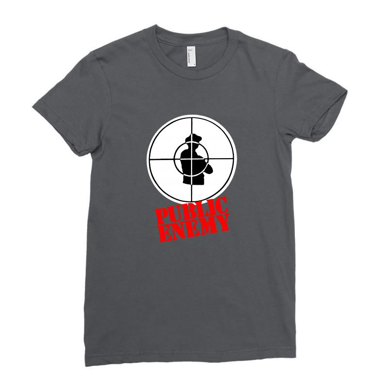 Public Enemy Ladies Fitted T-shirt | Artistshot