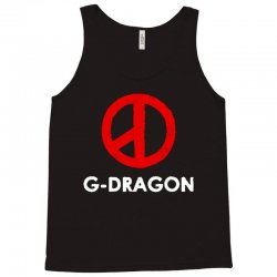 g dragon   cool peace sign Tank Top | Artistshot
