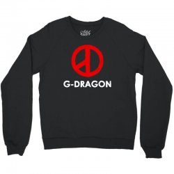 g dragon   cool peace sign Crewneck Sweatshirt | Artistshot