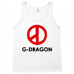 g dragon   red peace sign Tank Top | Artistshot