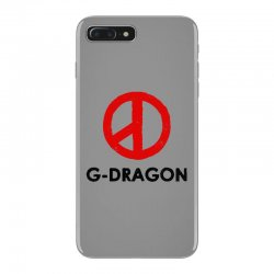 g dragon   red peace sign iPhone 7 Plus Case | Artistshot
