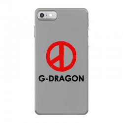 g dragon   red peace sign iPhone 7 Case | Artistshot