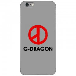 g dragon   red peace sign iPhone 6/6s Case | Artistshot