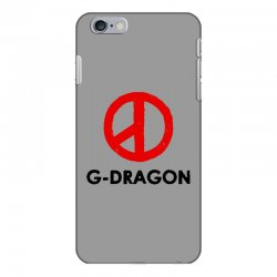 g dragon   red peace sign iPhone 6 Plus/6s Plus Case | Artistshot