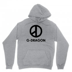 g dragon coup peace sign Unisex Hoodie | Artistshot