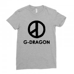 g dragon coup peace sign Ladies Fitted T-Shirt | Artistshot