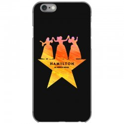 hamilton an american musical   golden iPhone 6/6s Case | Artistshot
