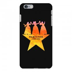hamilton an american musical   golden iPhone 6 Plus/6s Plus Case | Artistshot