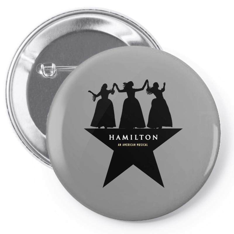 Hamilton An American Musical Pin-back Button | Artistshot