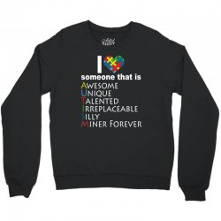 love   autism awareness t shirt Crewneck Sweatshirt | Artistshot