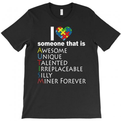 Love   Autism Awareness T Shirt T-shirt Designed By Hung