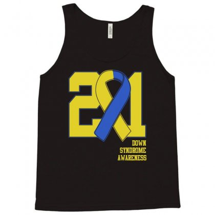 Down Syndrome Awareness T Shirt Tank Top Designed By Hung