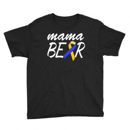 Down Syndrome Awareness Shirts   Down Syndrome Mama Youth Tee Designed By Hung