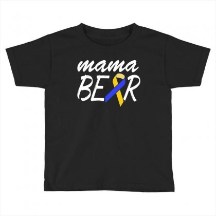 Down Syndrome Awareness Shirts   Down Syndrome Mama Toddler T-shirt Designed By Hung