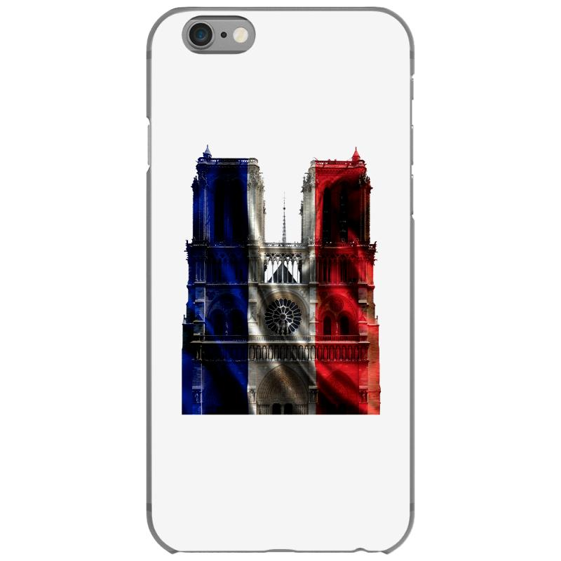 brand new 19ec3 93f9a Notre Dame Cathedral Paris Iphone 6/6s Case. By Artistshot