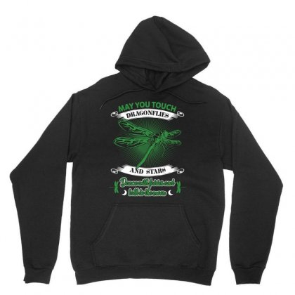 May You Touch Dragonflies T Shirt Unisex Hoodie Designed By Hung