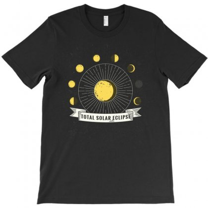 Total Solar Eclipse Tshirt1 T-shirt Designed By Hung