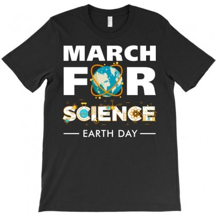 March For Science Earth Day Tshirt T-shirt Designed By Hung