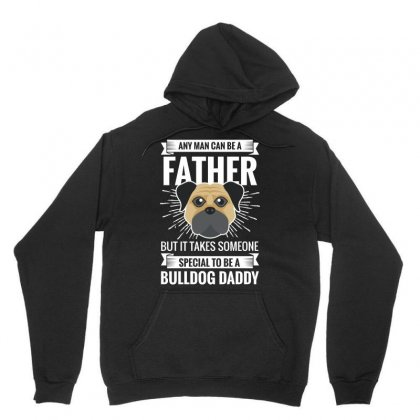 Bulldog Daddy Special Father Tshirt Unisex Hoodie Designed By Hung