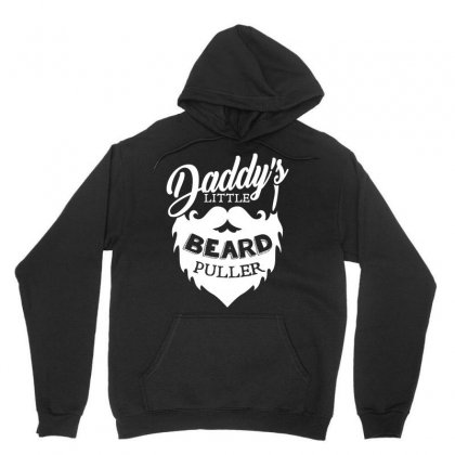 Daddy Little Beard Puller Tshirt Unisex Hoodie Designed By Hung