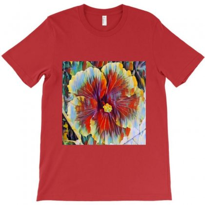 Bloom Of Color T-shirt Designed By Happylove23